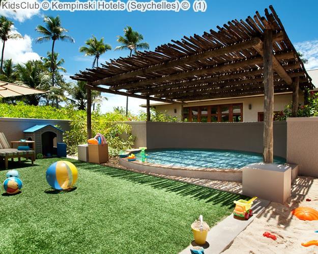 KidsClub © Kempinski Hotels (Seychelles) ©