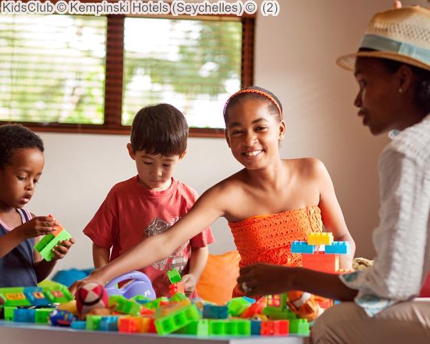 KidsClub Kempinski Hotels Seychelles