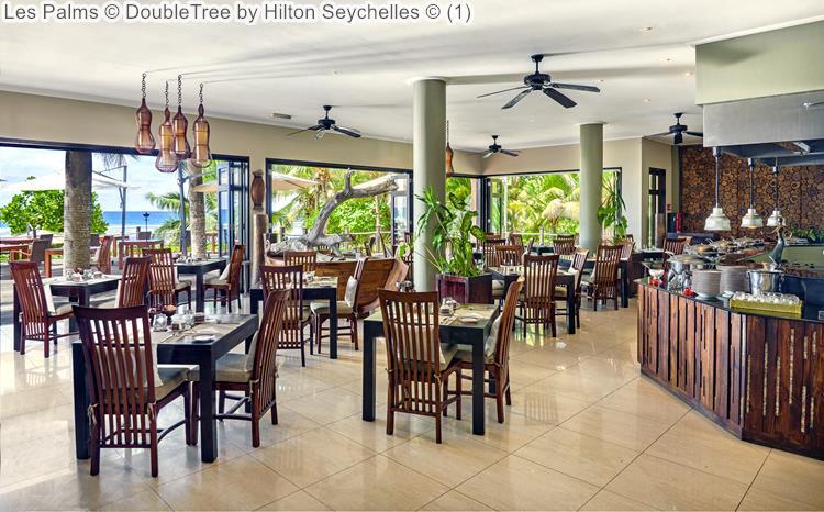 Les Palms DoubleTree by Hilton Seychelles