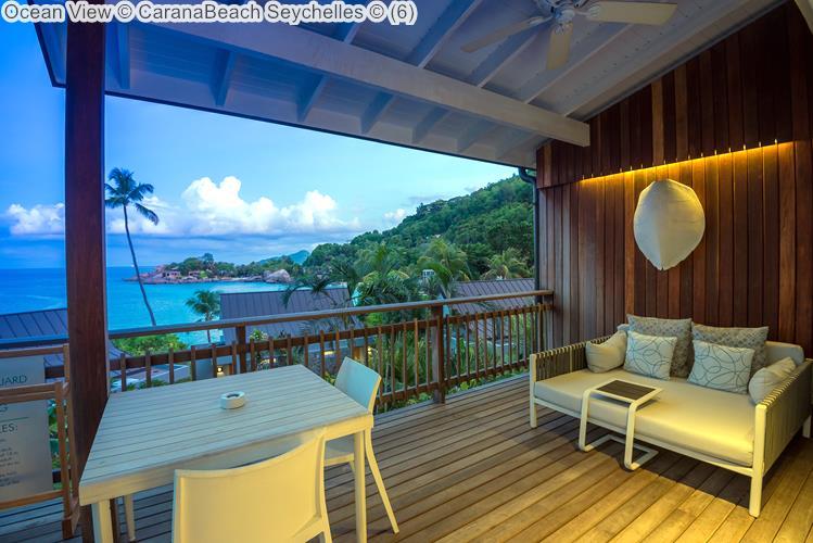 Ocean View CaranaBeach Seychelles