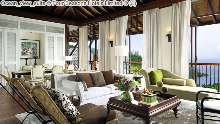 Ocean View Suite © Four Seasons Hotels Limited ©