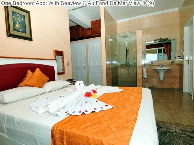 One Bedroom Appt With Seaview Au Fond De Mer View