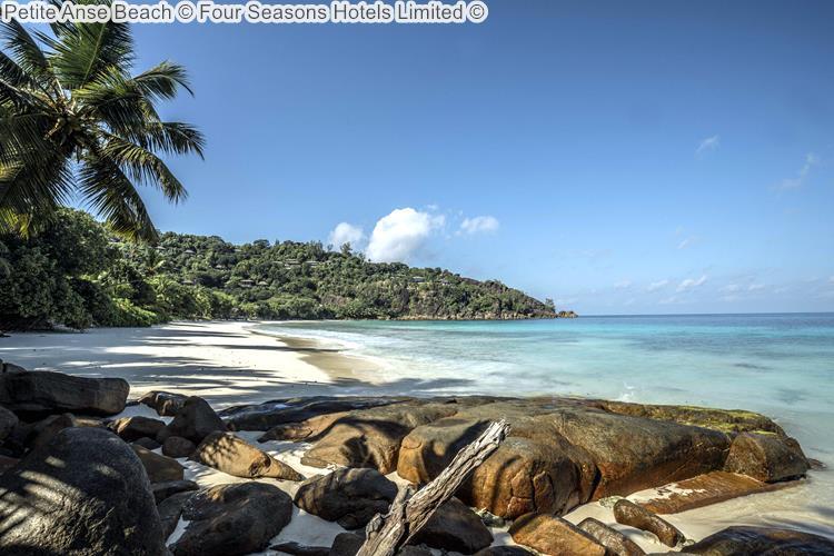 Petite Anse Beach © Four Seasons Hotels Limited ©