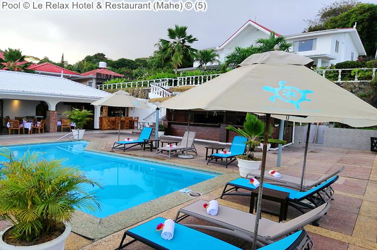 Pool © Le Relax Hotel & Restaurant (Mahe) ©