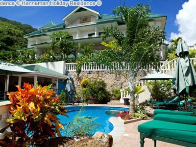 Residence Hanneman Holiday Residence
