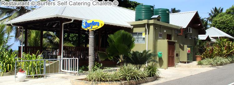 Restaurant © Surfers Self Catering Chalets ©