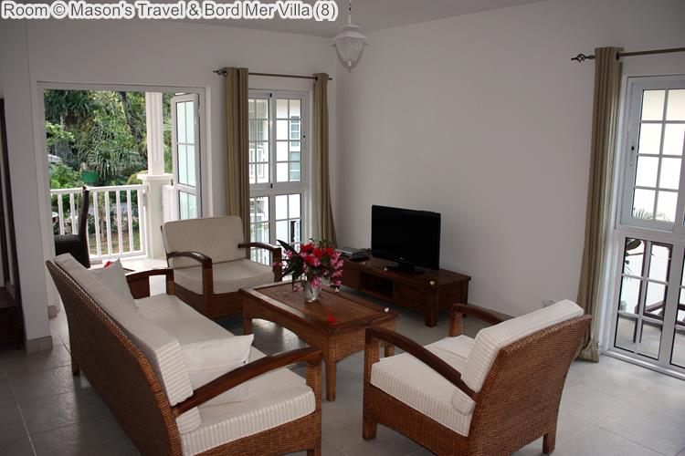 Room © Mason's Travel & Bord Mer Villa