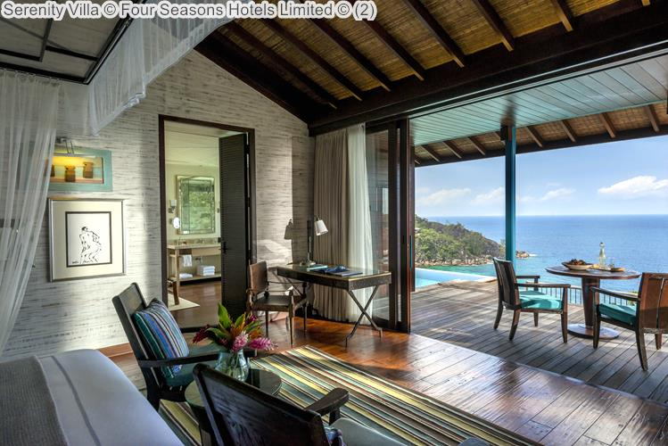 Serenity Villa Four Seasons Hotels Limited