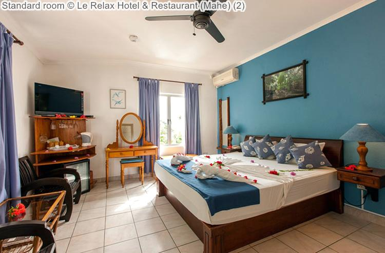 Standard room Le Relax Hotel Restaurant Mahe