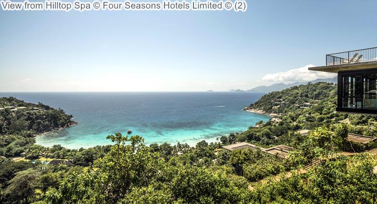 View from Hilltop Spa Four Seasons Hotels Limited