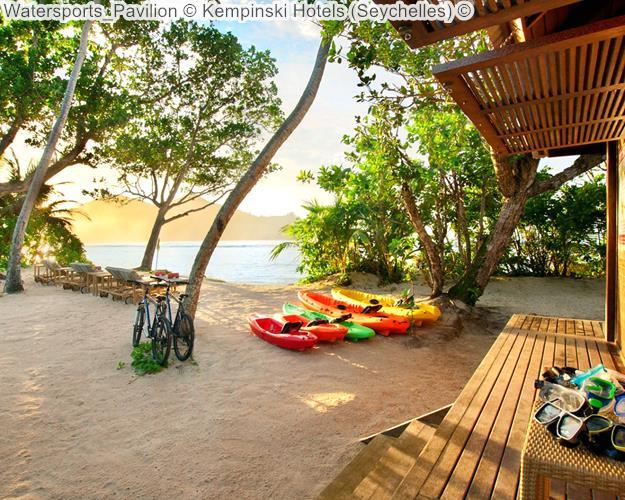 Watersports Pavilion © Kempinski Hotels (Seychelles) ©