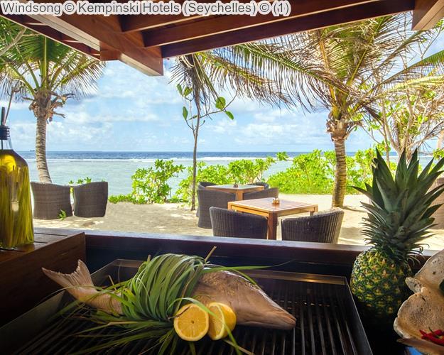 Windsong © Kempinski Hotels (Seychelles) ©
