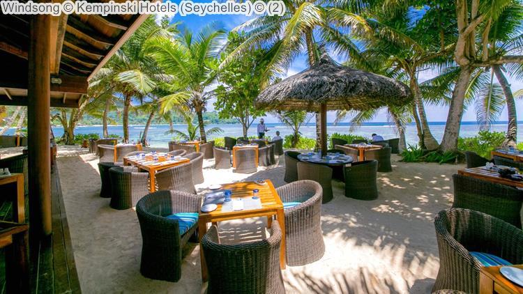 Windsong Kempinski Hotels Seychelles