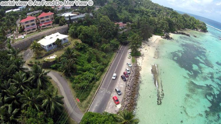 Aerial View © Au Fond De Mer View ©