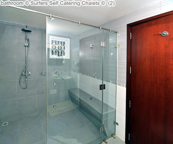 bathroom Surfers Self Catering Chalets