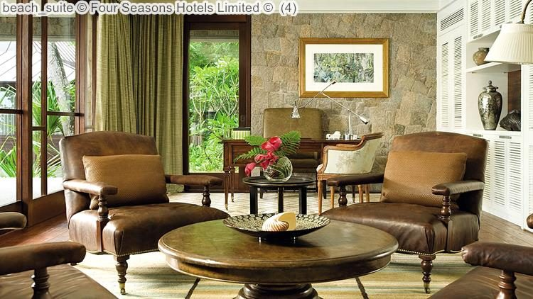 beach suite Four Seasons Hotels Limited
