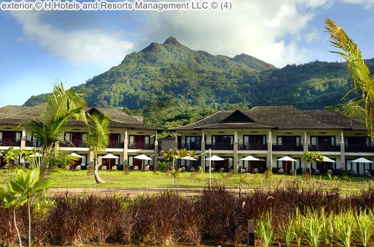 exterior H Hotels and Resorts Management LLC