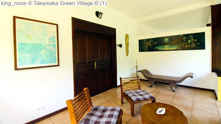 king room Takamaka Green Village