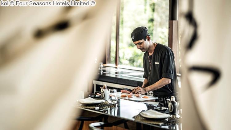 koi Four Seasons Hotels Limited