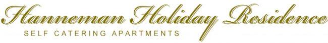 Logo Hanneman Holiday Residence