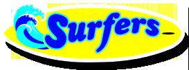 Logo Surfers Mahe Seychellen