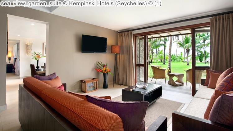 sea view garden suite Kempinski Hotels Seychelles