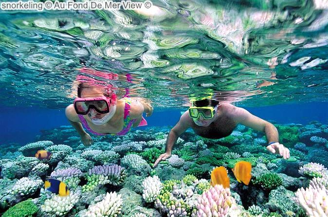 Snorkeling © Au Fond De Mer View ©