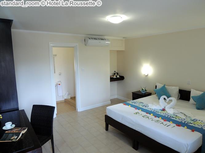 standard room Hotel La Roussette