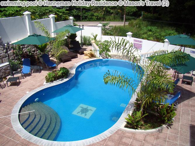 Swimming Pool © Hanneman Holiday Residence © Mason's Travel