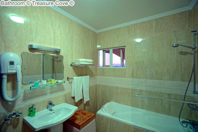 Bathroom Treasure Cove