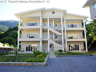 Exterior Tropical Hideway Seychelles
