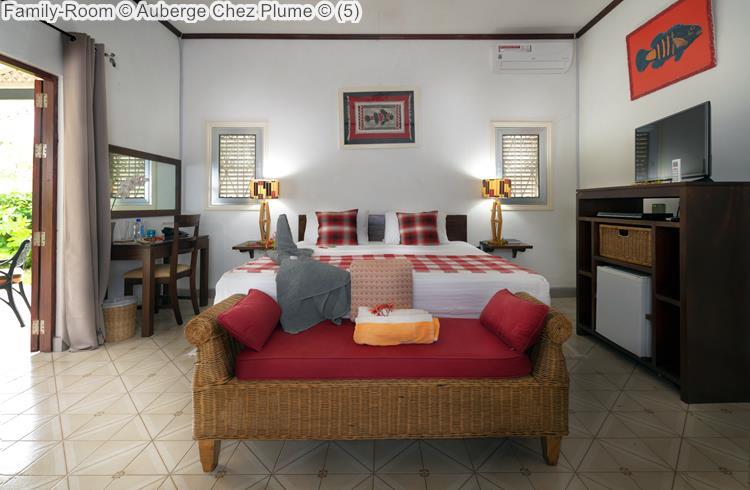 Family Room Auberge Chez Plume