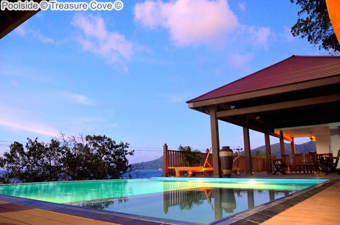 Poolside Treasure Cove