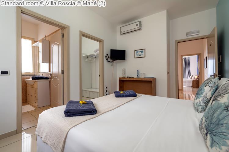 Standaardkamer Villa Roscia Mahé