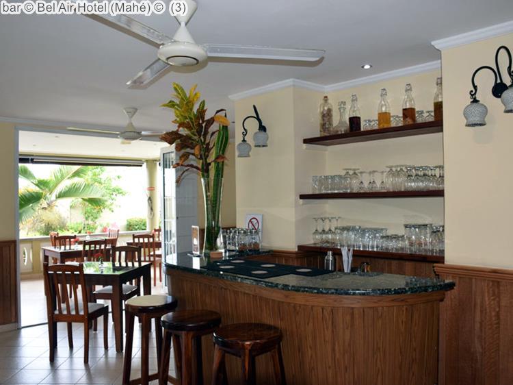 bar Bel Air Hotel Mahé