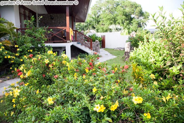 garden Anse Soleil Beachcomber Mahé Seychellen