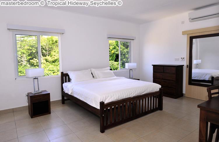Masterbedroom © Tropical Hideway Seychelles ©