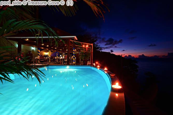 Pool Side © Treasure Cove ©