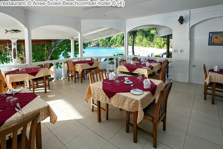 Restaurant © Anse Soleil Beachcomber Hotel ©
