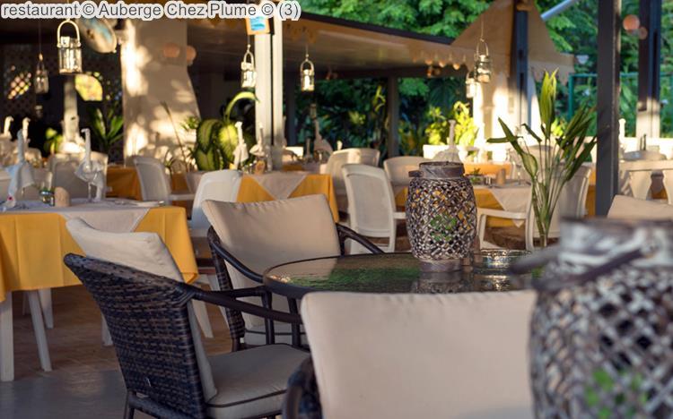 restaurant Auberge Chez Plume