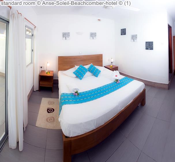 Standard Room © Anse Soleil Beachcomber Hotel ©