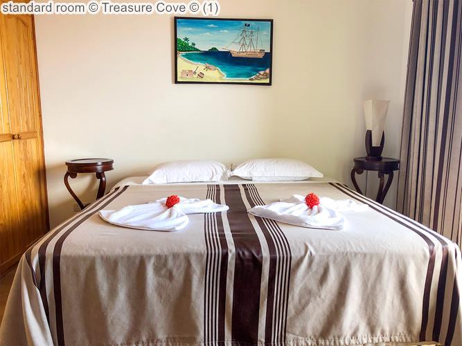 standard room Treasure Cove