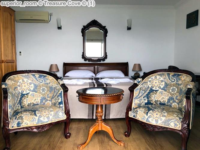 Superior Room © Treasure Cove ©