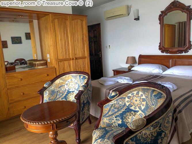 superior room Treasure Cove