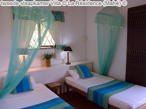 tweede slaapkamer Villa La Résidence Mahé
