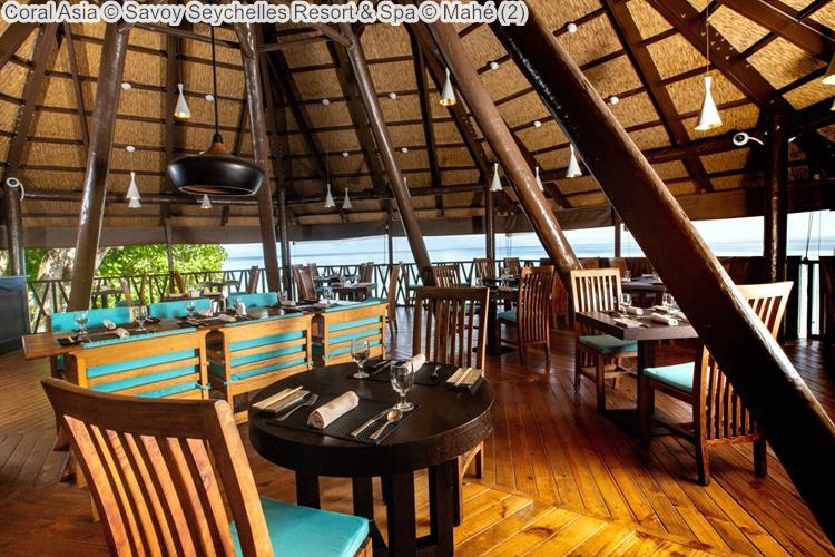 Coral Asia Savoy Seychelles Resort & Spa Mahé
