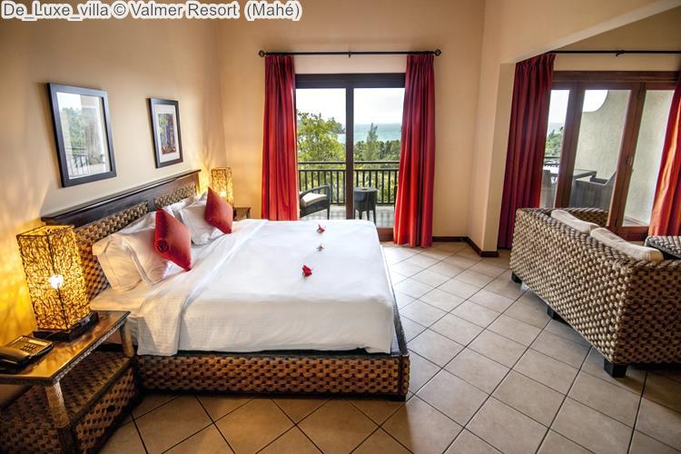 De Luxe villa Valmer Resort Mahé