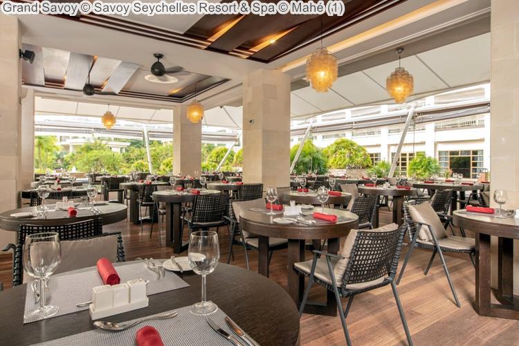 Grand Savoy Savoy Seychelles Resort & Spa Mahé