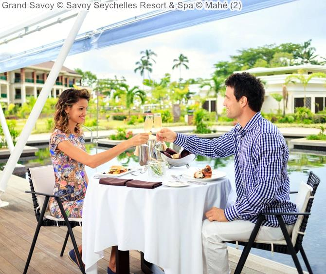 Grand Savoy Savoy Seychelles Resort & Spa Mahé