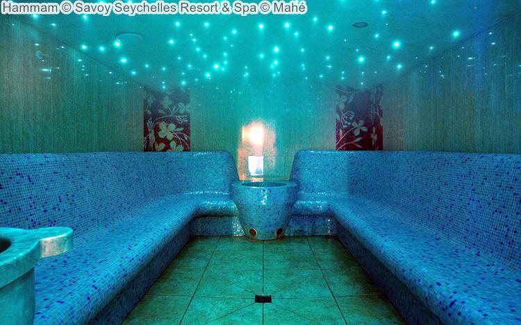Hammam Savoy Seychelles Resort & Spa Mahé